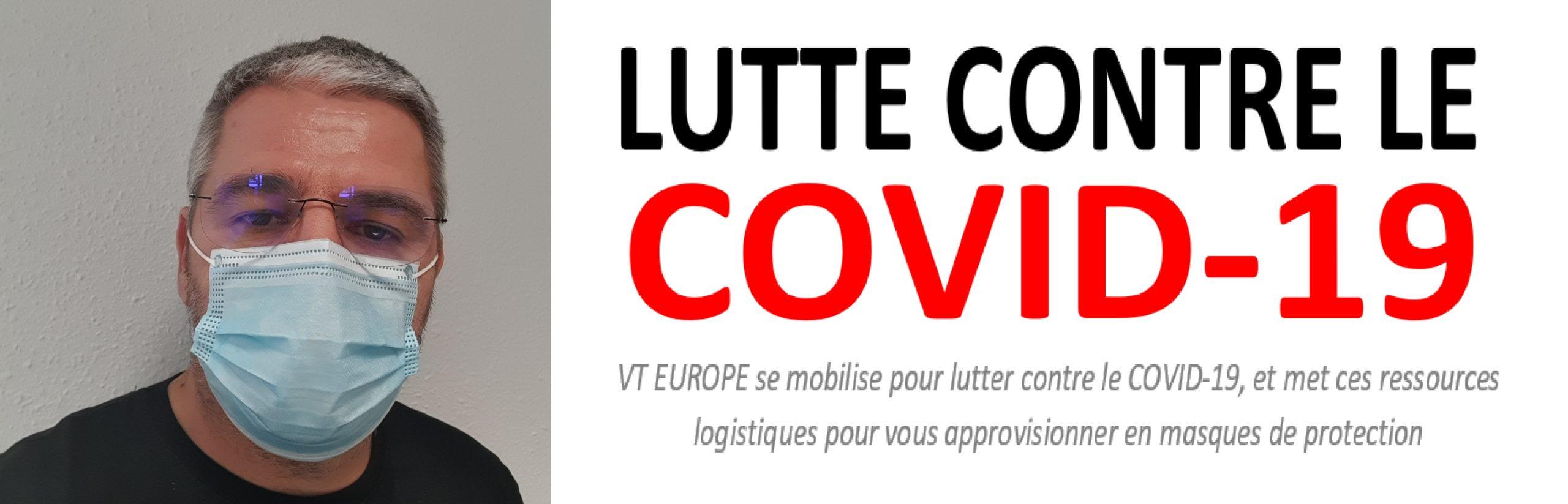LUTTE CONTRE LE COVID-19
